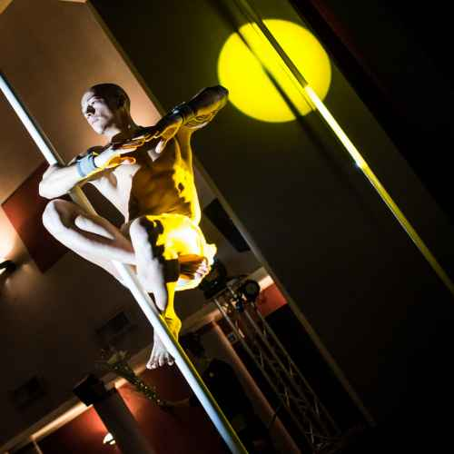 foto pole art italy backstage 2015 07