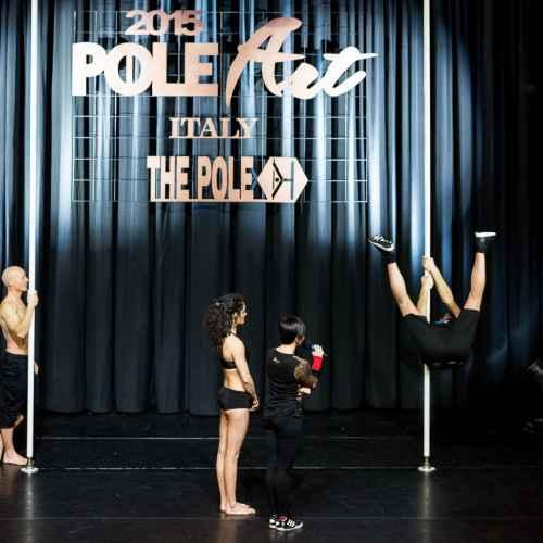 Backstage pole art italy 2015 13