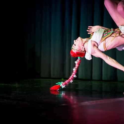 Pole art italy 2015 donne 60