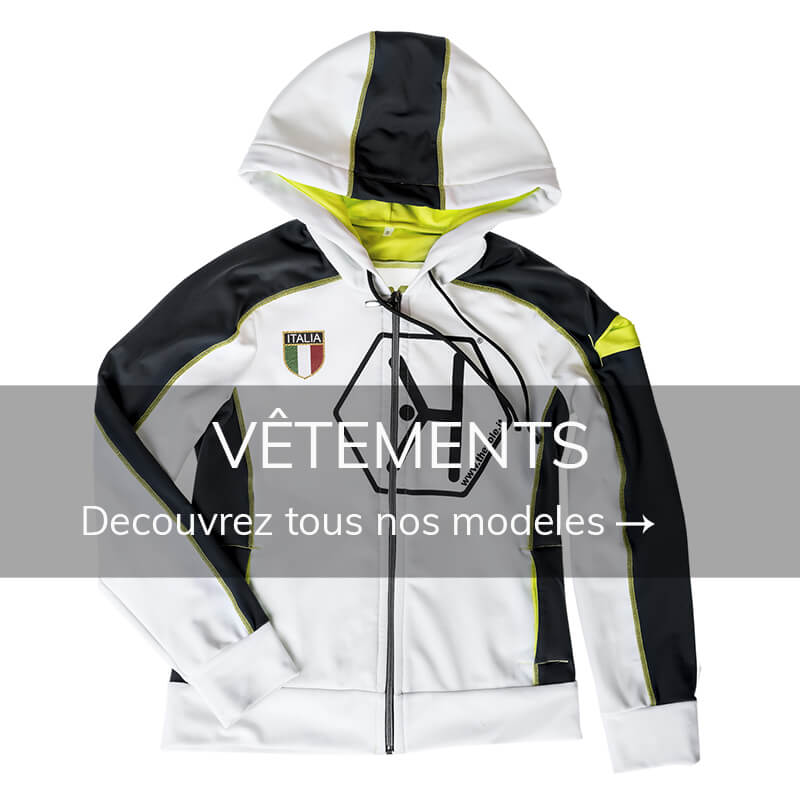 Discipline aerienne vetements