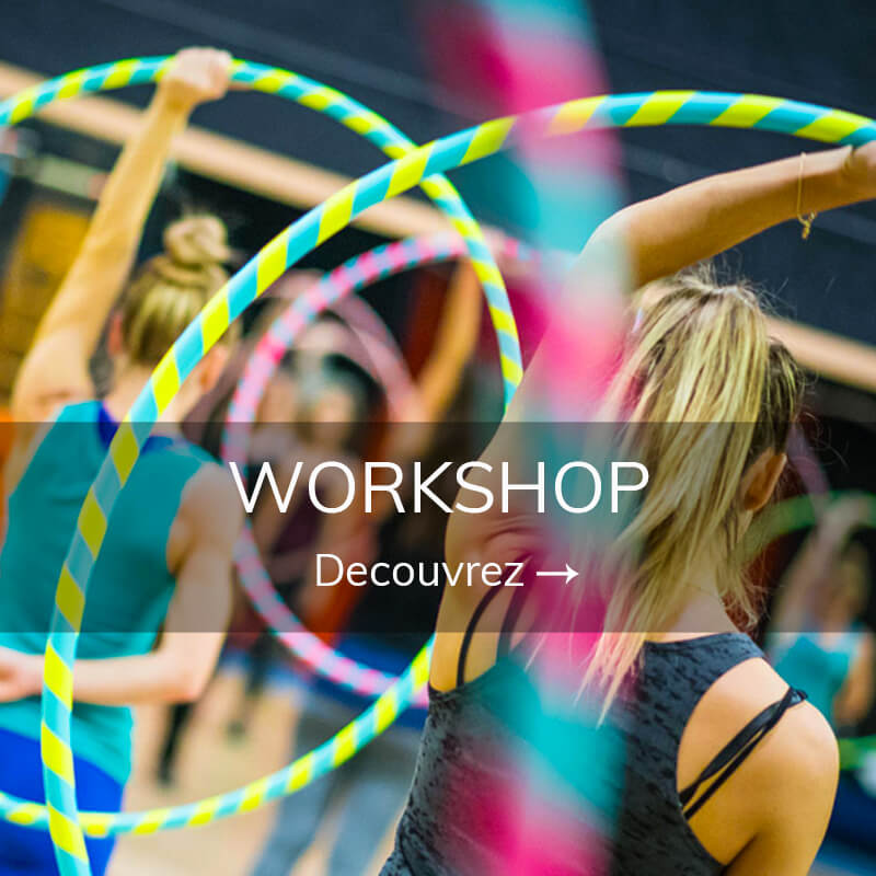 Cours de pole dance workshop