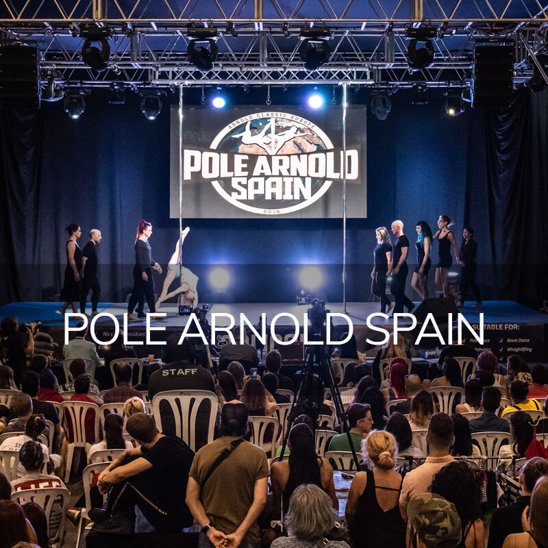 Photo pole dance pole Arnold Spain