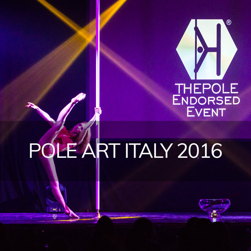 Photo pole dance pole art italy 2016